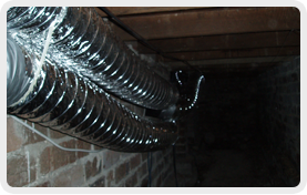 subfloor ventilation - control rising damp and mould